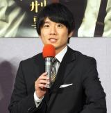 NHK・BSプレミアムのドラマ『おしい刑事』の試写会に出席した風間俊介 (C)ORICON NewS inc.