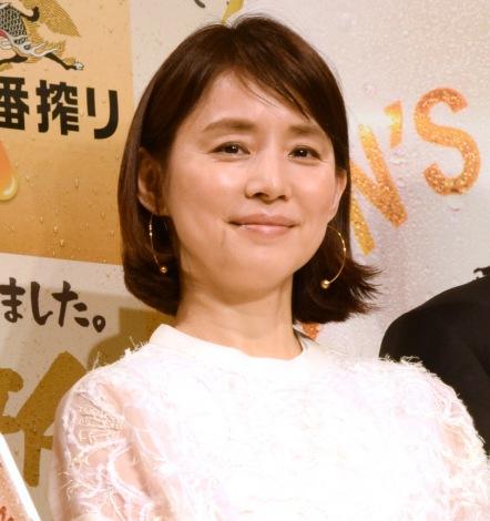 キリン『新おいしい!新・一番搾り』の完成体験会に出席した石田ゆり子 (C)ORICON NewS inc.