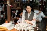 演劇部の顧問・倉田(柄本佑)=連続テレビ小説『なつぞら』第4週「なつよ、女優になれ」より(C)NHK
