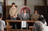 農協=剛男(藤木直人)と泰樹の対立はどうなるのか!?=連続テレビ小説『なつぞら』第4週「なつよ、女優になれ」より(C)NHK