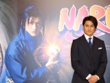 新作歌舞伎『NARUTO-ナルト-』制作発表会に出席した中村隼人 (C)ORICON NewS inc.