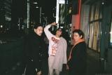 1stワンマンライブを開催する「THE XXXXXX」(左から)内田朝陽、綾野剛、山田孝之