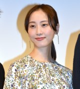 MBS/TBSドラマイズム『都立水商!〜令和〜』制作発表会に出席した松井玲奈 (C)ORICON NewS inc.
