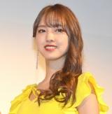 MBS/TBSドラマイズム『都立水商!〜令和〜』制作発表会に出席した飯窪春菜 (C)ORICON NewS inc.