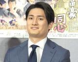 中村隼人、時代劇で連ドラ初主演