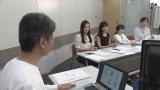 『スッキリ』×『news zero』コラボ放送の模様(C)日本テレビ