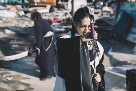 映画『BLEACH』写真集の内容 撮影/菊池修
