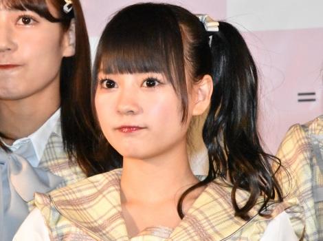 5thシングル「探せ ダイヤモンドリリー」(24日発売)のリリース記念イベントを開催した=LOVE・齊藤なぎさ (C)ORICON NewS inc.
