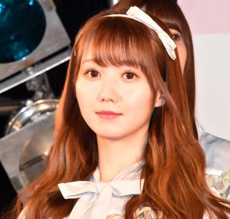 5thシングル「探せ ダイヤモンドリリー」(24日発売)のリリース記念イベントを開催した=LOVE・大谷映美里 (C)ORICON NewS inc.