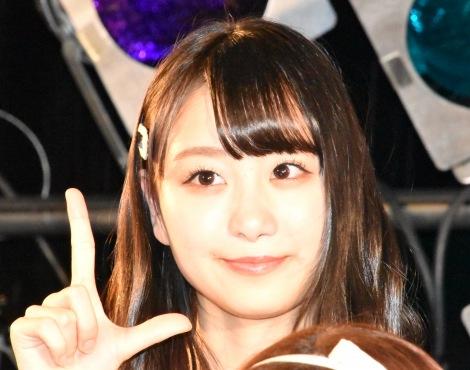 5thシングル「探せ ダイヤモンドリリー」(24日発売)のリリース記念イベントを開催した=LOVE・瀧脇笙古 (C)ORICON NewS inc.