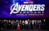 マーベル・スタジオ最新作『アベンジャーズ/エンドゲーム』(4月26日、日米同時公開)ワールドプレミアに豪華キャストが集結(C)Marvel Studios 2019