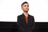 『LUPIN THE IIIRD 峰不二子の嘘』完成披露上映会に出席した小池健監督
