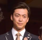大河ドラマ『いだてん〜東京オリムピック噺(ばなし)〜』の会見に出席した大東駿介 (C)ORICON NewS inc.