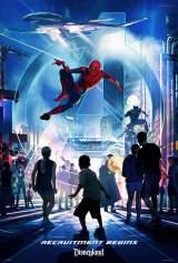 2020年、カリフォルニア ディズニーランド・リゾートに新しいスーパー・ヒーローのテーマランド SUPER HERO-THEMED LANDが登場(C)Disney (C)2019 MARVEL