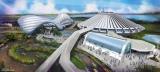 2021年、フロリダ ウォルト・ディズニー・ワールド・リゾートに「トロン」のアトラクションがマジックキングダム・パークに登場(C)2019 DISNEY ARTIST CONCEPT ONLY