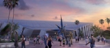 2021年、フロリダ ウォルト・ディズニー・ワールド・リゾートに「ガーディアンズ・オブ・ギャラクシー」をテーマとしたアトラクションがエプコットにオープン(C)MARVEL (C)2019 DISNEY ARTIST CONCEPT ONLY