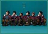 V6『特捜9』主題歌ジャケ写公開 楽曲提供ケツメRYOJI/AmPmコメントも