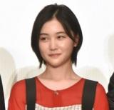 映画『太陽の家』(2020年公開)キャスト発表記者会見に出席した山口まゆ (C)ORICON NewS inc.