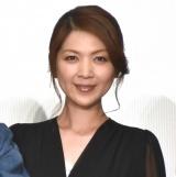 映画『太陽の家』(2020年公開)キャスト発表記者会見に出席した飯島直子 (C)ORICON NewS inc.