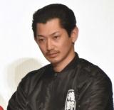 映画『太陽の家』(2020年公開)キャスト発表記者会見に出席した瑛太 (C)ORICON NewS inc.
