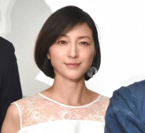 映画『太陽の家』(2020年公開)キャスト発表記者会見に出席した広末涼子 (C)ORICON NewS inc.