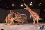 体験型恐竜ライブ『DINO SAFARI』開幕初日オープニングステージの模様
