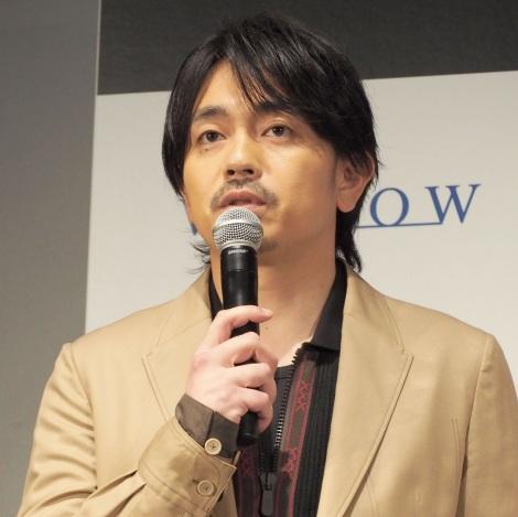 青柳翔=『連続ドラマW 悪党〜加害者追跡調査〜』完成披露試写会 (C)ORICON NewS inc.
