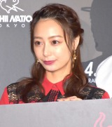 『TAMASHII NATIONS TOKYO』のオープニングイベントに参加した宇垣美里 (C)ORICON NewS inc.