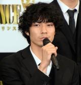 映画『PRINCE OF LEGEND』の完成報告会見に出席した清原翔 (C)ORICON NewS inc.
