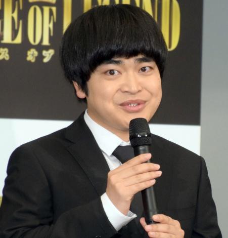 映画『PRINCE OF LEGEND』の完成報告会見に出席した加藤諒 (C)ORICON NewS inc.