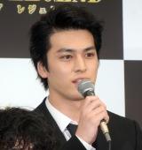 映画『PRINCE OF LEGEND』の完成報告会見に出席した大和孔太 (C)ORICON NewS inc.