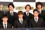 映画『PRINCE OF LEGEND』の完成報告会見の模様 (C)ORICON NewS inc.