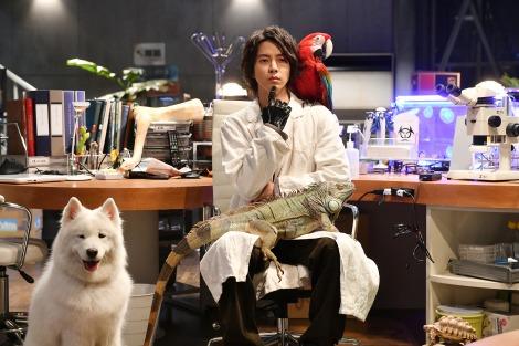 26日放送の『インハンド』第3話に出演する山下智久 (C)TBS