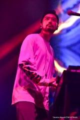 「バンドの頭脳」ASAHI UCHIDA(Syn)=THE XXXXXX 1stワンマンライブ『MUSIC EXISTENCE』より