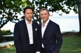キャリー・フクナガ監督×ダニエル・クレイグ=「007」シリーズ最新作『BOND 25(仮題)』のローンチイベント