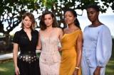レア・セドゥ、アナ・デ・アルマス、ナオミ・ハリス、ラッシャーナ・リンチ=「007」シリーズ最新作『BOND 25(仮題)』のローンチイベント