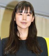 『家族のはなし PART1』公開けいこを行った小西真奈美 (C)ORICON NewS inc.