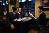 28日放送の日曜劇場『集団左遷!!』で福山雅治と東根作寿英が共演 (C)TBS