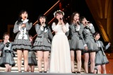 AKB48小嶋真子の卒業セレモニー=『AKB48グループ春のLIVEフェス』(C)AKS