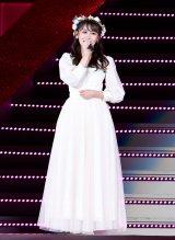 ソロで「桜の木になろう」を歌った小嶋真子=『AKB48グループ春のLIVEフェス』(C)ORICON NewS inc.