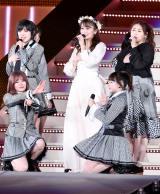 『AKB48グループ春のLIVEフェス』で卒業セレモニーを開催したAKB48の小嶋真子 (C)ORICON NewS inc.