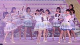 卒業コンサート『〜さよなら、指原莉乃〜』で指原莉乃がHKT48の劇場公演を手がけることをサプライズ発表(C)ORICON NewS inc.