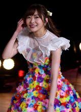 卒業コンサート『〜さよなら、指原莉乃〜』に参加した指原莉乃 (C)ORICON NewS inc.