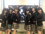 私立恵比寿中学×Virtual Singer EMMAのスペシャル対談動画も公開(C)ABCテレビ