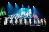初の単独イベント「おもてなし会」を開催した欅坂46二期生(C)上山陽介