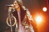 全国ツアー『THE YELLOW MONKEY SUPER JAPAN TOUR 2019 -GRATEFUL SPOONFUL』が開幕【4月27日】ボーカル:吉井和哉(撮影:横山マサト)