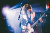 全国ツアー『THE YELLOW MONKEY SUPER JAPAN TOUR 2019 -GRATEFUL SPOONFUL』が開幕【4月27日】ベース:廣瀬洋一(撮影:横山マサト)
