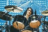 全国ツアー『THE YELLOW MONKEY SUPER JAPAN TOUR 2019 -GRATEFUL SPOONFUL』が開幕【4月27日】ドラム:菊地英二(撮影:横山マサト)