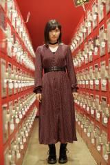 松本璃奈(ボーカル)=ザ・コインロッカーズ1stシングル「憂鬱な空が好きなんだ」(6月19日発売)選抜メンバー