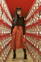 HANNA(E.ギター)=ザ・コインロッカーズ1stシングル「憂鬱な空が好きなんだ」(6月19日発売)選抜メンバー